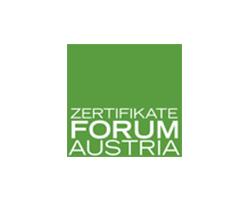 Zertifikatforum Austria
